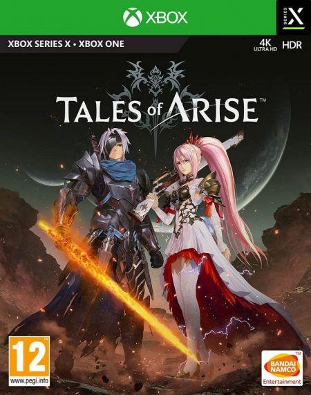 Echanger le jeu Tales of Arise sur Xbox One
