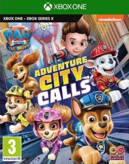 Echanger le jeu Pat' Patrouille - A la Rescousse d'Adventure City sur Xbox One