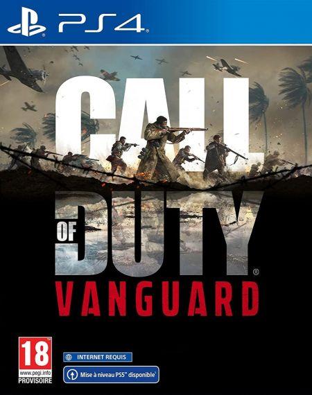 Echanger le jeu Call of Duty Vanguard (Internet Requis) sur PS4