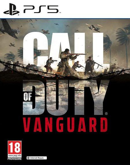 Echanger le jeu Call of Duty Vanguard (Internet Requis) sur PS5