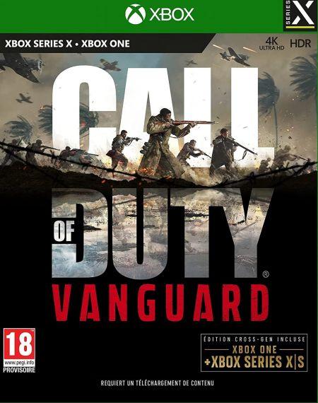 Echanger le jeu Call of Duty Vanguard (Internet Requis) sur XBOX SERIES X