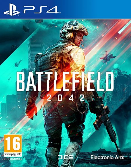 Echanger le jeu Battlefield 2042 (Internet Requis) sur PS4