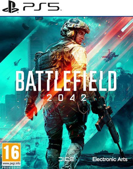 Echanger le jeu Battlefield 2042 (Internet Requis) sur PS5