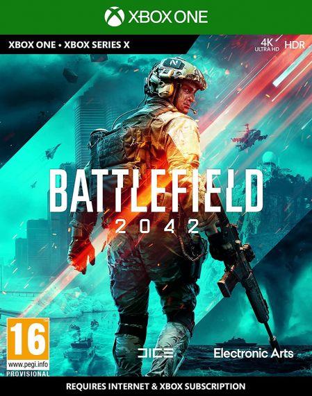 Echanger le jeu Battlefield 2042 (Internet Requis) sur Xbox One