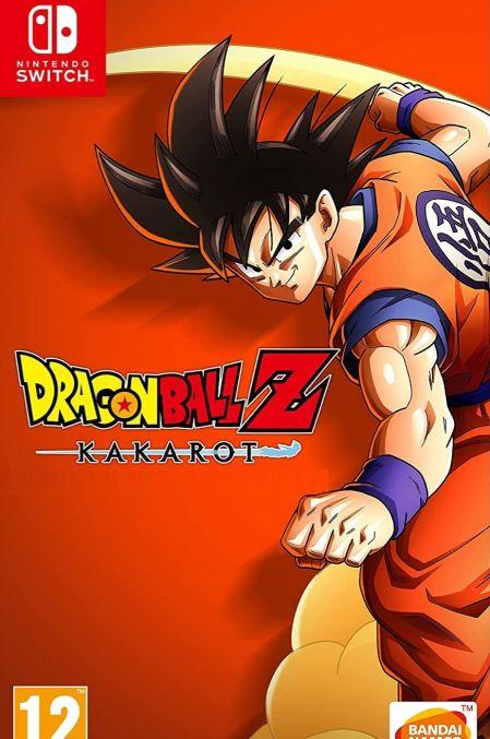 Echanger le jeu Dragon Ball Z Kakarot sur Switch