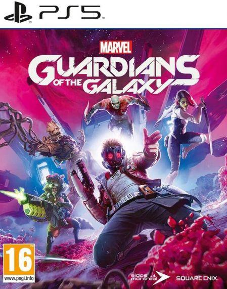 Echanger le jeu Marvel Guardians Of The Galaxy sur PS5