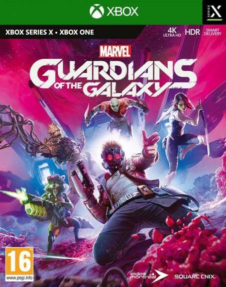 Echanger le jeu Marvel Guardians Of The Galaxy sur Xbox One
