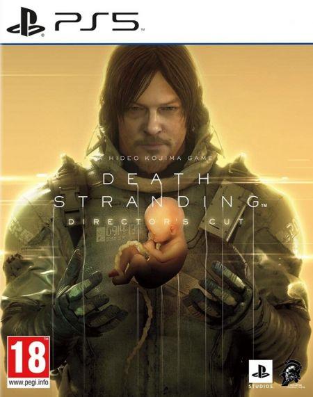 Echanger le jeu Death Stranding Director's Cut sur PS5