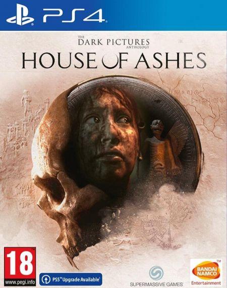 Echanger le jeu The Dark Pictures: House of Ashes sur PS4