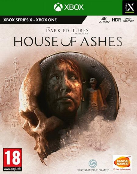 Echanger le jeu The Dark Pictures: House of Ashes sur Xbox One
