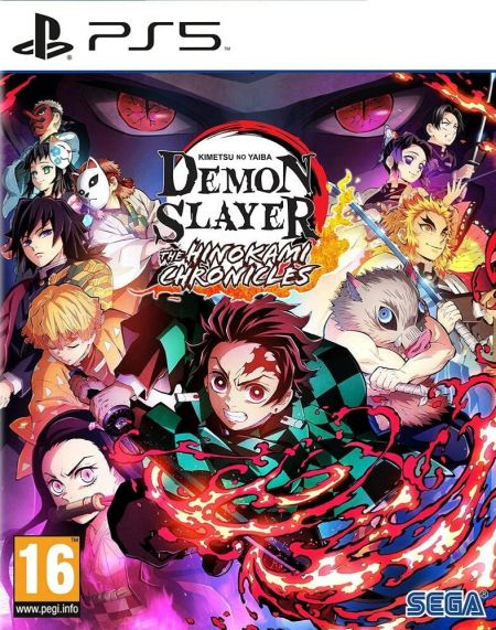 Echanger le jeu Demon Slayer - The Hinokami Chronicles sur PS5