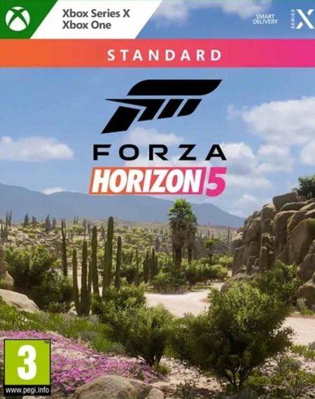 Echanger le jeu Forza Horizon 5 sur Xbox One