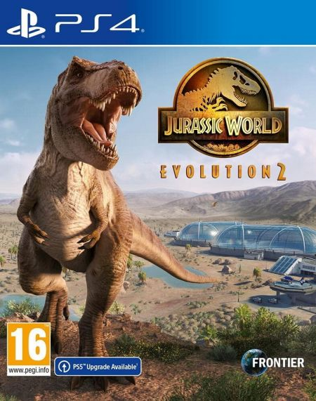 Echanger le jeu Jurassic World Evolution 2 sur PS4