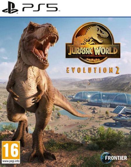 Echanger le jeu Jurassic World Evolution 2 sur PS5