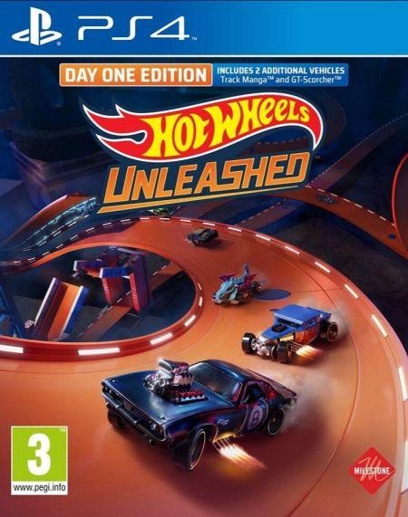 Echanger le jeu Hot Wheels Unleashed sur PS4
