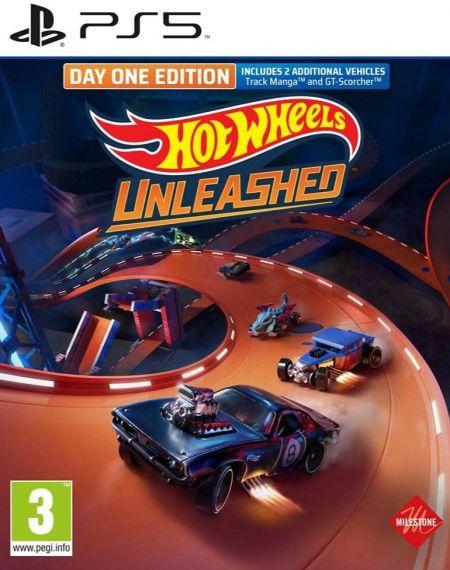 Echanger le jeu Hot Wheels Unleashed sur PS5