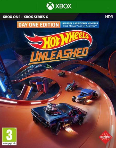 Echanger le jeu Hot Wheels Unleashed sur Xbox One