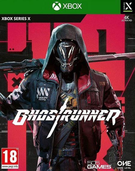 Echanger le jeu Ghostrunner sur XBOX SERIES X