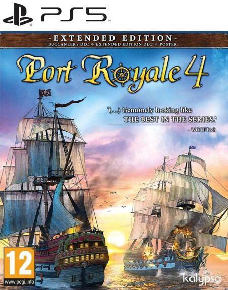 Echanger le jeu Port Royale 4 sur PS5