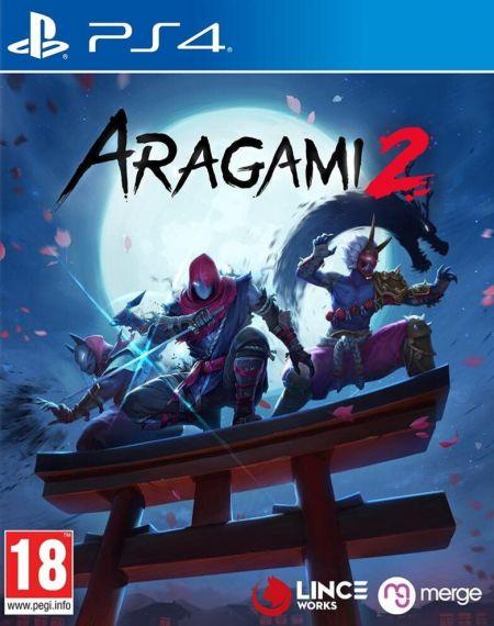 Echanger le jeu Aragami 2 sur PS4