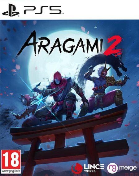 Echanger le jeu Aragami 2 sur PS5