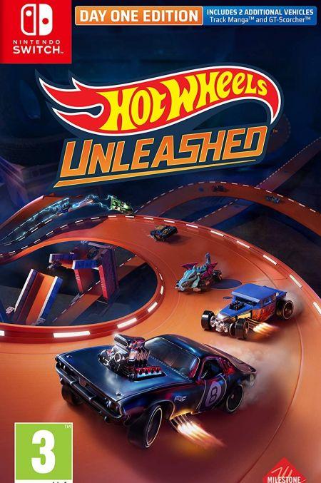 Echanger le jeu Hot Wheels Unleashed sur Switch