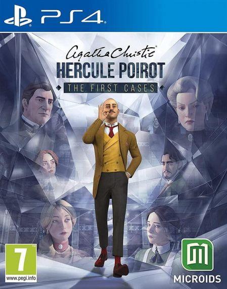 Echanger le jeu Agatha Christie : Hercule Poirot - The First Cases sur PS4