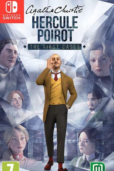 Echanger le jeu Agatha Christie : Hercule Poirot - The First Cases sur Switch