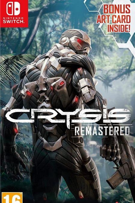 Echanger le jeu Crysis Remastered sur Switch