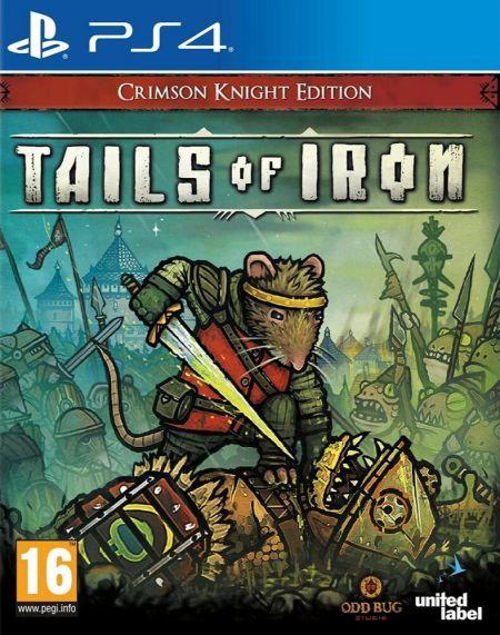Echanger le jeu Tails of Iron sur PS4
