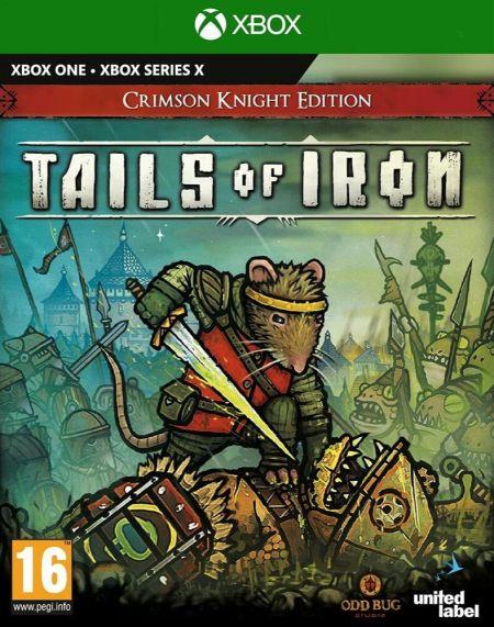 Echanger le jeu Tails of Iron sur Xbox One