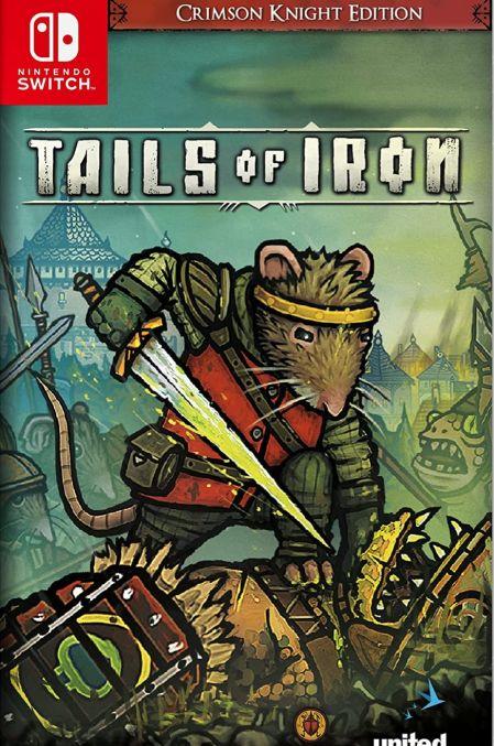 Echanger le jeu Tails of Iron sur Switch