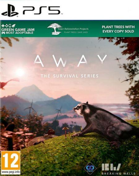 Echanger le jeu Away: the Survival Series sur PS5