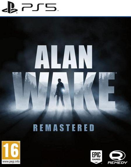 Echanger le jeu Alan Wake Remastered sur PS5
