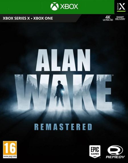 Echanger le jeu Alan Wake Remastered sur Xbox One