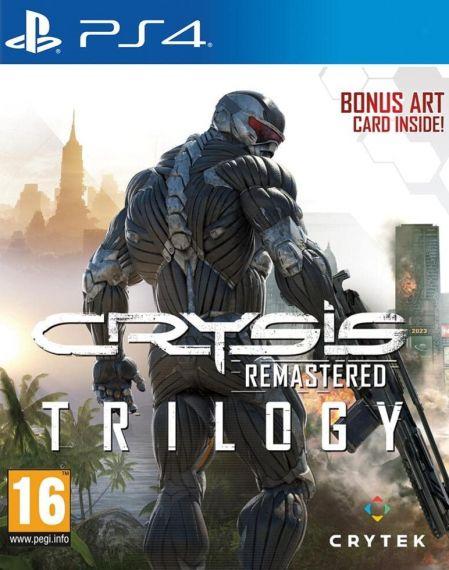 Echanger le jeu Crysis Remastered Trilogy sur PS4