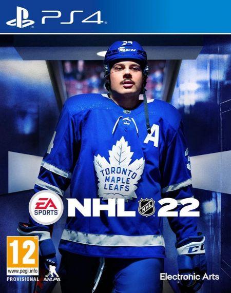 Echanger le jeu NHL 22 sur PS4