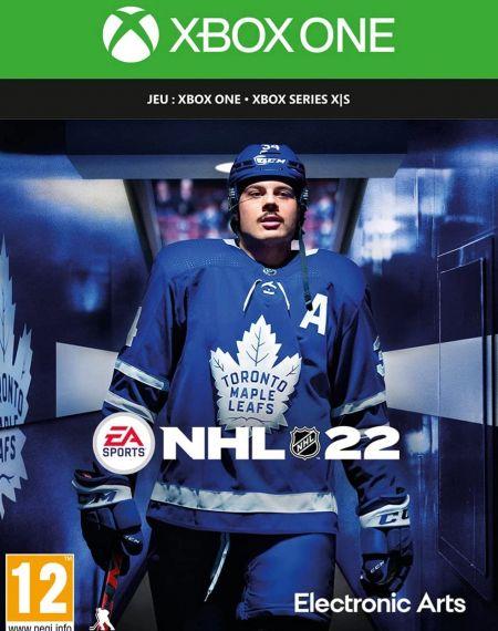 Echanger le jeu NHL 22 sur Xbox One
