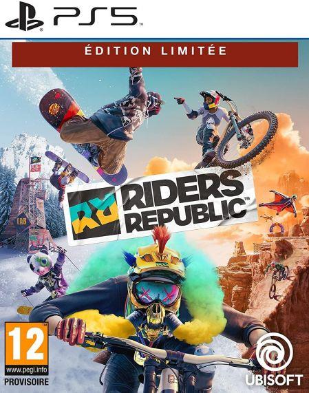 Echanger le jeu Riders Republic (Internet Requis) sur PS5