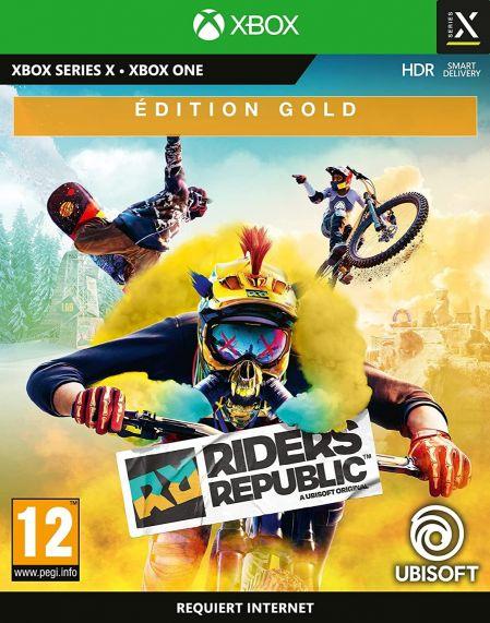Echanger le jeu Riders Republic (Internet Requis) sur Xbox One