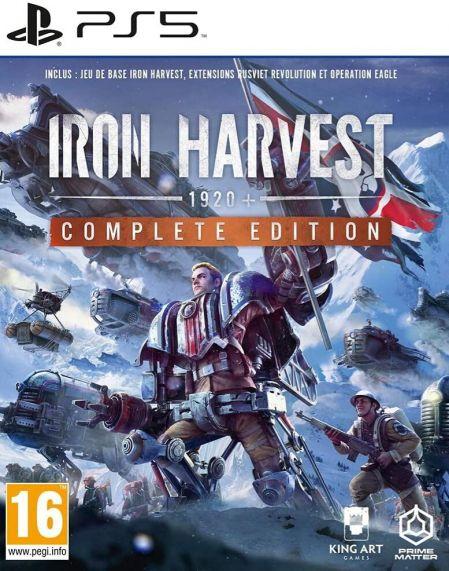 Echanger le jeu Iron Harvest 1920+ sur PS5