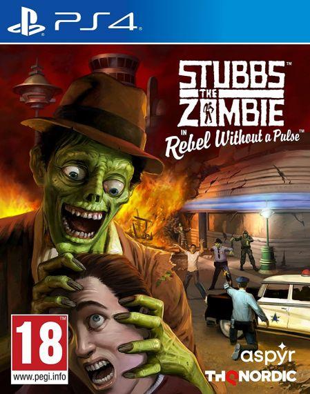 Echanger le jeu Stubbs the Zombie in Rebel Without a Pulse sur PS4