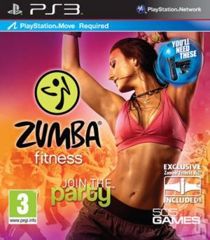 Echanger le jeu Zumba Fitness (compatible PS Move) sur PS3