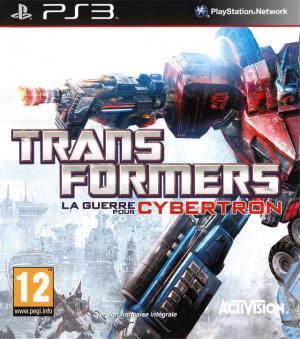 Echanger le jeu Transformers, la guerre pour Cybertron sur PS3