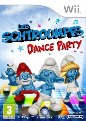 Echanger le jeu Les Schtroumpfs : Dance Party sur Wii