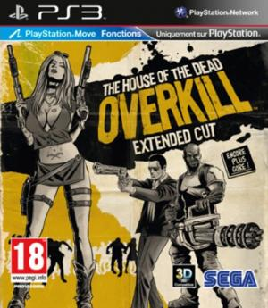 House of the Dead Overkill - Nintendo Wii
