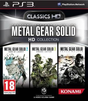 Echanger le jeu Metal Gear Solid HD Collection sur PS3