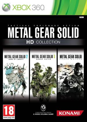 Echanger le jeu Metal Gear Solid HD Collection sur Xbox 360