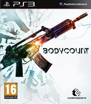 Echanger le jeu Bodycount sur PS3