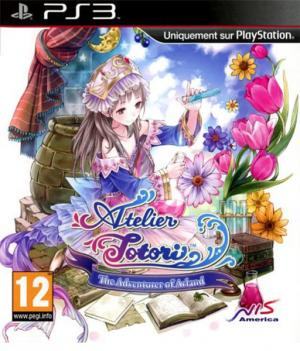 Echanger le jeu Atelier Totori : The Adventure of Arland sur PS3